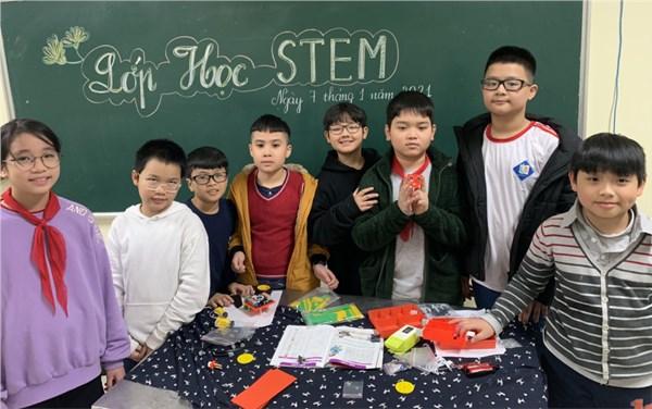 Cách để thiết kế lớp học STEM mang lại hiệu quả cao