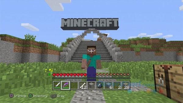 Học cách làm game cùng Minecraft