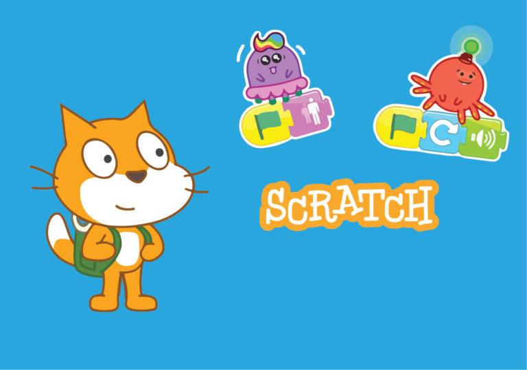 Ứng dụng học lập trình cho trẻ em Scratch