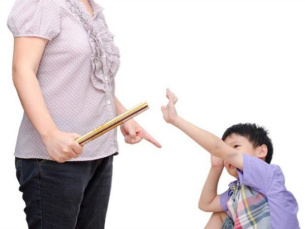 Phương pháp dạy con không đòn roi và cách áp dụng