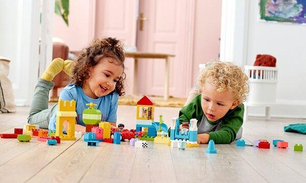 Đồ chơi lắp ráp cho trẻ có thực sự hiệu quả?