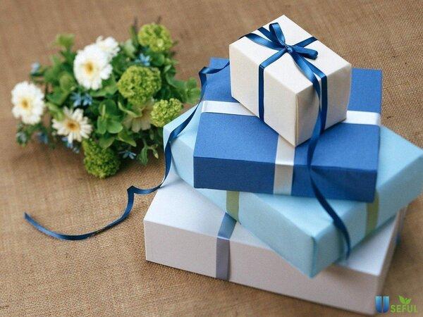 Tại sao lại là quà tặng công nghệ?