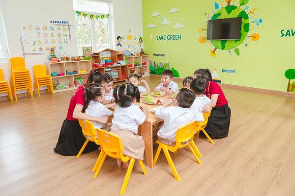 Phương pháp Reggio-Emilia dành cho trẻ mầm non