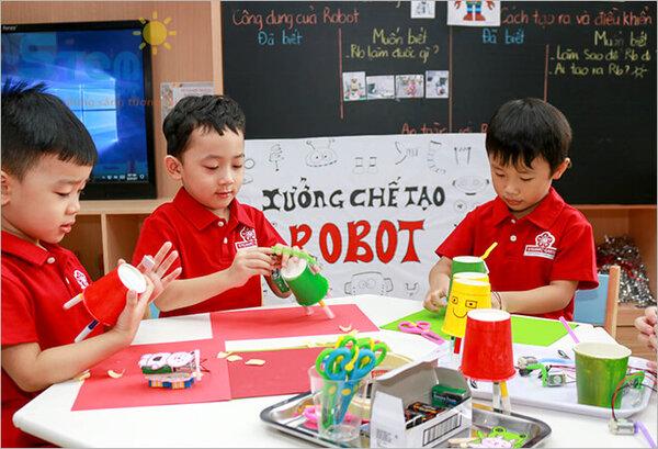 Ý nghĩa của giáo dục là luôn mang đến những kỹ năng chuẩn bị cho trẻ vào tương lai