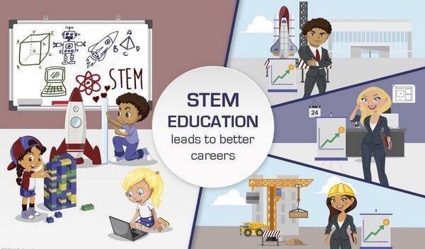 STEM Education mang lại cơ hội phát triển tốt hơn