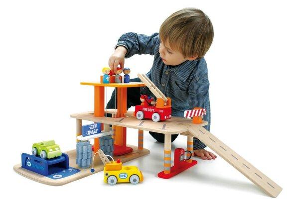 Một số lưu ý khi chọn mua đồ chơi lắp ráp