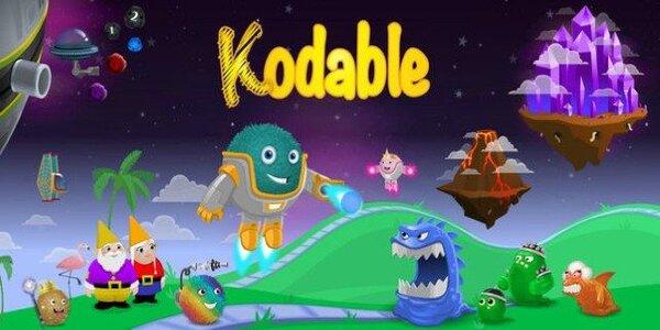 Kodable - Phần mềm lập trình cho trẻ em tốt nhất hiện nay