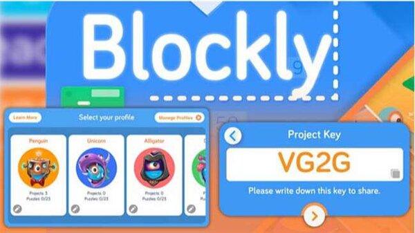 Trẻ nên học ngôn ngữ lập trình nào - Blockly