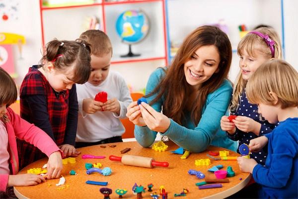 Phương pháp giáo dục trẻ mầm non Steiner