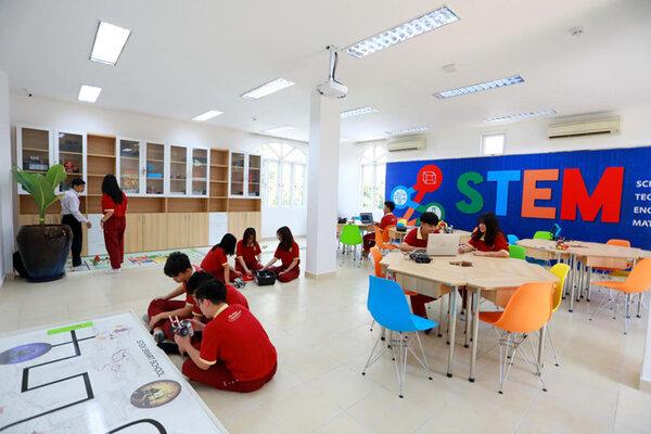 Thiết kế lớp học STEM mang tính linh hoạt