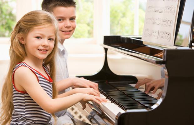 Chơi nhạc cụ là cách tăng chỉ số IQ hiệu quả