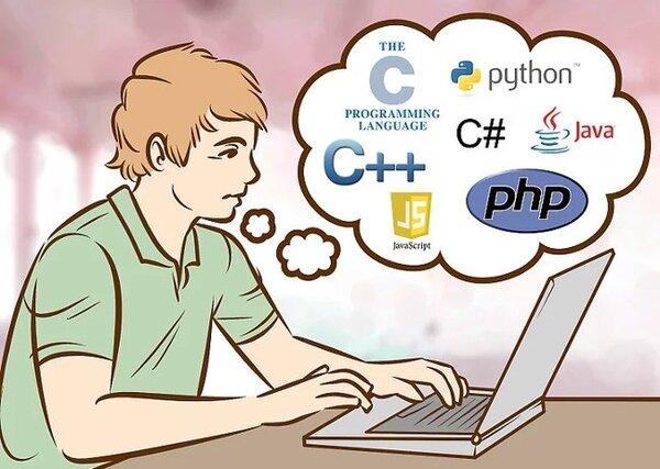 Ngôn ngữ thường được sử dụng trong coding là gì?