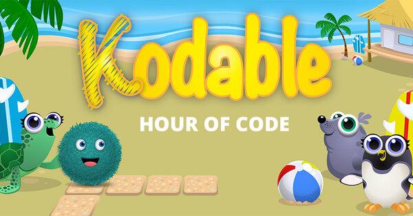Ứng dụng học lập trình cho trẻ em vô cùng nổi tiếng Kodable