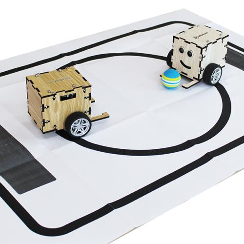 Top sản phẩm đồ chơi chế tạo robot dành cho trẻ em