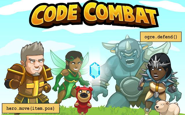 Lập trình đơn giản cùng CodeCombat