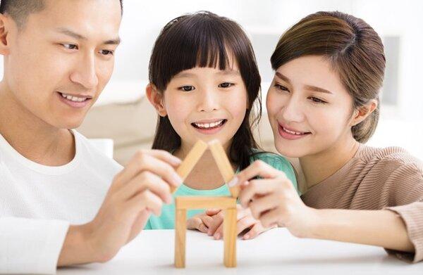 Thông cảm và sẻ chia là những điều cốt lõi của phương pháp dạy con không đòn roi