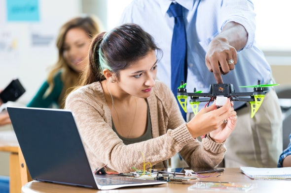STEM Education không chỉ dành cho con trai