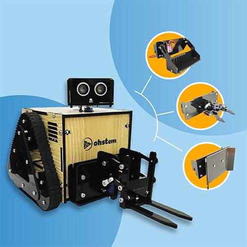 Quà tặng công nghệ dành cho bé - robot thông minh Wall-E