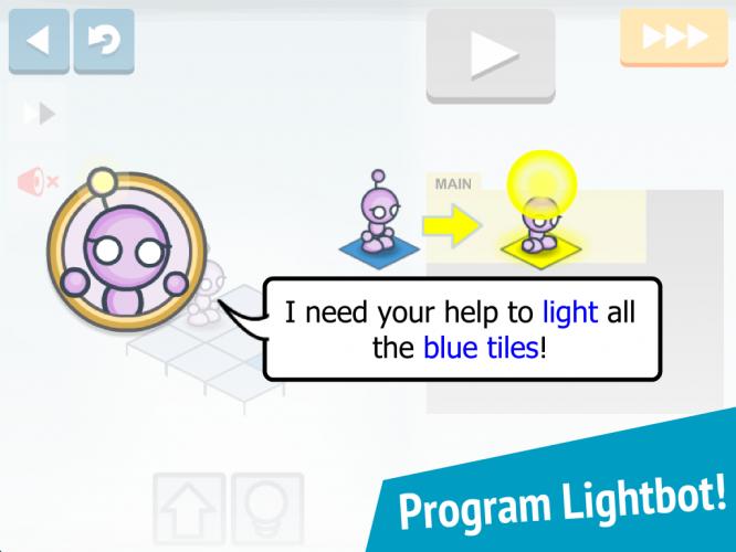 Phần mềm lập trình cho trẻ em tăng trí thông minh