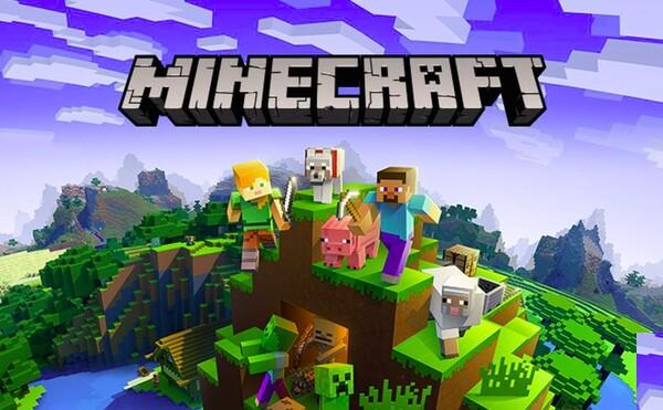 Minecraft - Phần mềm lập trình cho trẻ em được sử dụng nhiều nhất