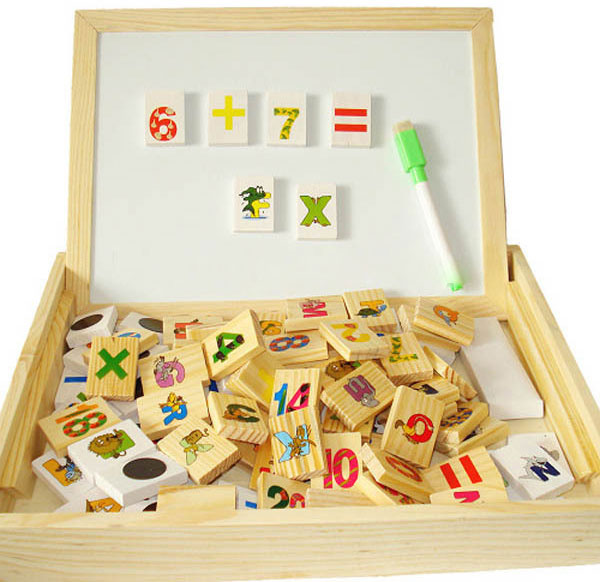 Đồ chơi cho trẻ 5 tuổi học toán