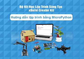 Tài liệu hướng dẫn học lập trình MicroPython với xBuild