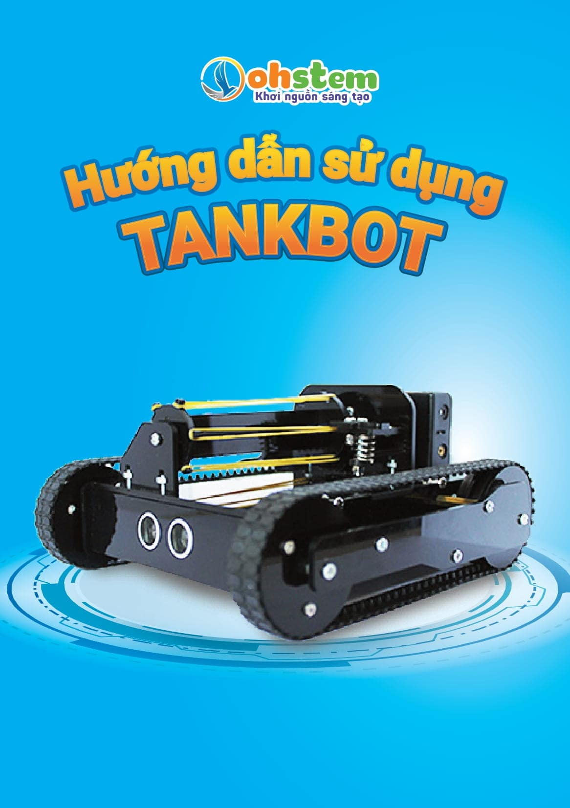 Hướng dẫn lập trình TankBot