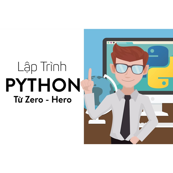 Sách Python - Học lập trình Python từ zero đến hero