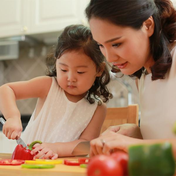Dạy kỹ năng sống cho trẻ có dễ?