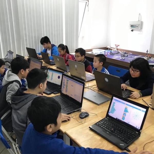 Trang Web học lập trình cho trẻ em tốt nhất