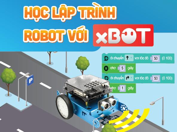 Sách hướng dẫn lập trình robot với xBot