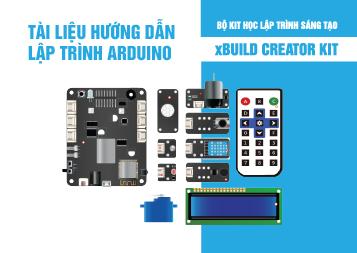 Hướng dẫn lập trình Arduino với xBuild