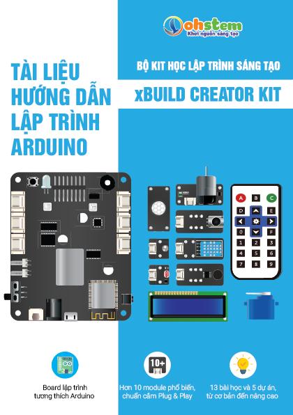 Hướng dẫn lập trình Arduino cùng xBuild