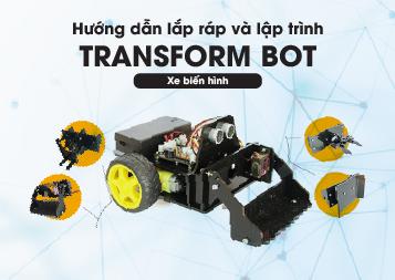 Hướng dẫn lập trình TransformBot
