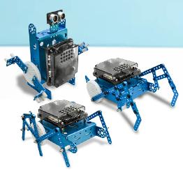 OhStem Education hệ sinh thái robotics xBot Animal