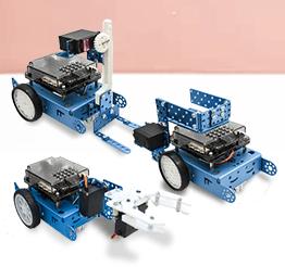 OhStem Education hệ sinh thái robotics xBot Mechanic