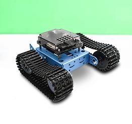 OhStem Education hệ sinh thái robotics xBot Tank
