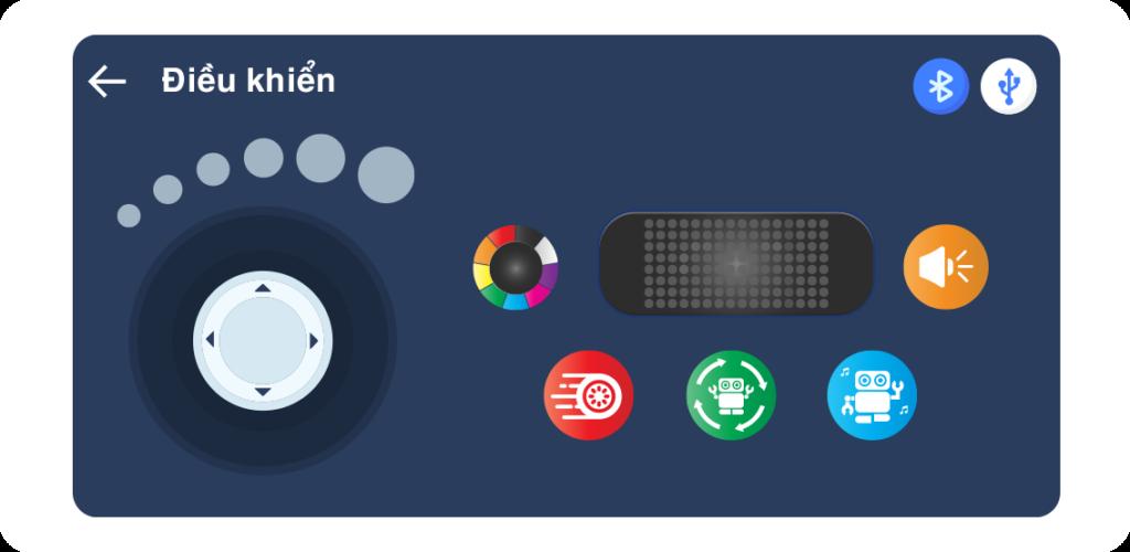 Phần mềm lập trình cho trẻ em OhStem App