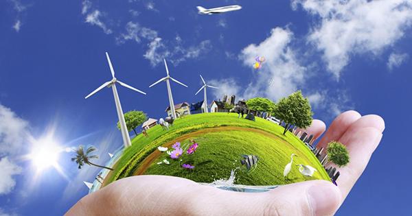 Mô hình sáng tạo bảo vệ môi trường dành cho bé