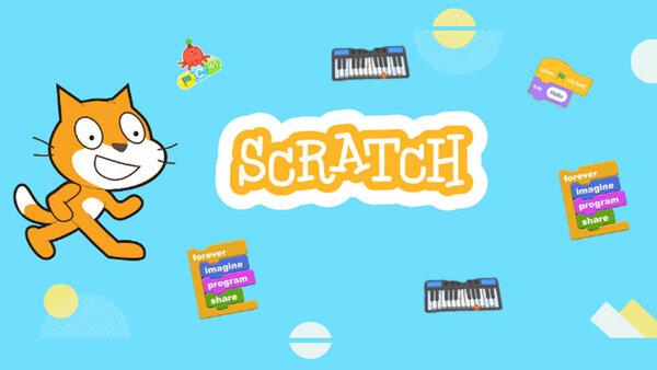 Trẻ học lập trình đơn giản cùng phần mềm Scratch