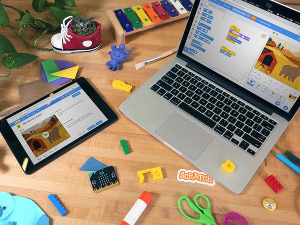 Phần mềm Scratch mang đến cho trẻ những lợi ích gì?