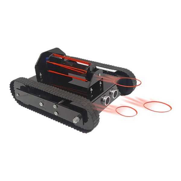 Dòng đồ chơi STEM robot TankBot