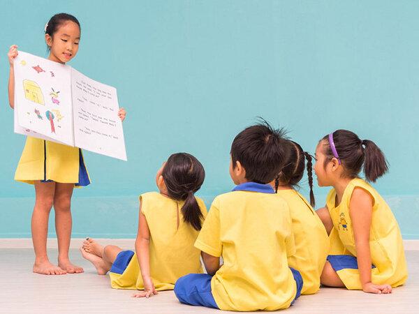Dạy trẻ kỹ năng giao tiếp qua hình ảnh