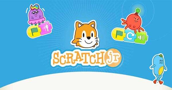 Phần mềm ScratchJr dành cho các bé từ 5 đến 7 tuổii