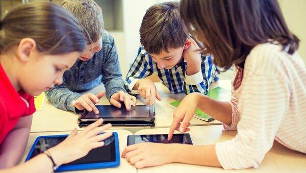 Các bé nhỏ cũng có thể tự học Python tại nhà