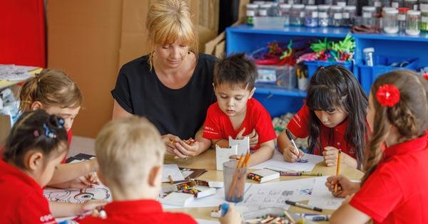 Reggio Emilia là một trong các phương pháp giáo dục sớm hiệu quả nhất
