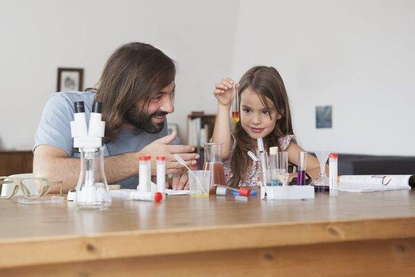 Thiết kế phòng thí nghiệm tại nhà để gia đình có thêm những trải nghiệm tuyệt vời cùng nhau