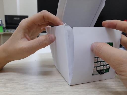 Fidget Cube cùng Yolo:Bit