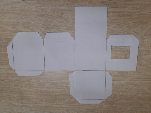 Làm mô hình Fidget Cube