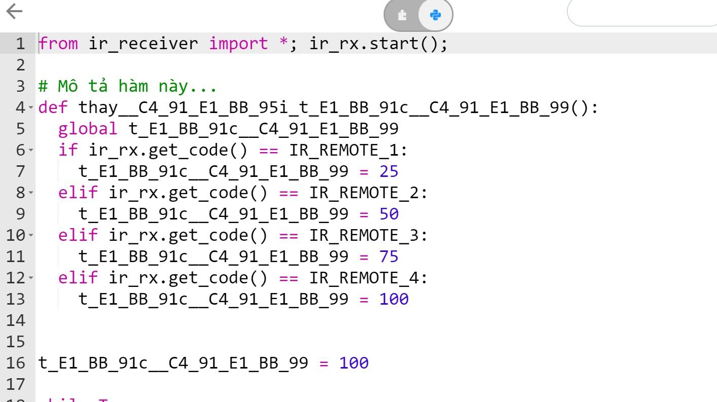 Học code Python Online cùng OhStem App